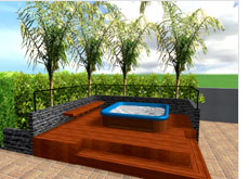 Premium landscape design from auckland north shore new zealand for Auckland landscaping services ltd